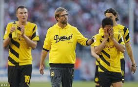 Borussia Dortmund's Fall From Grace in 2014-15 Season