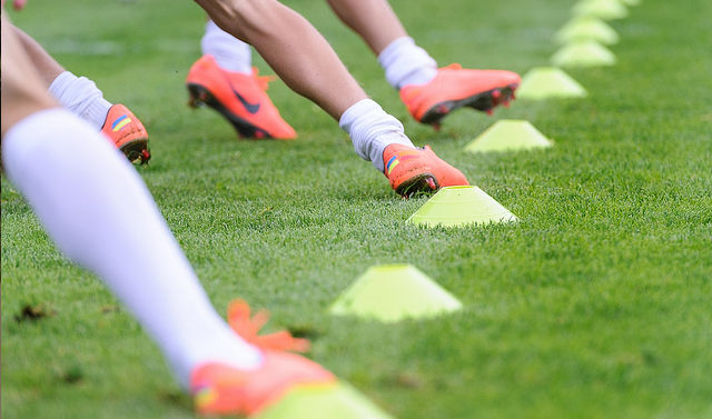 The importance of flexibility in soccer