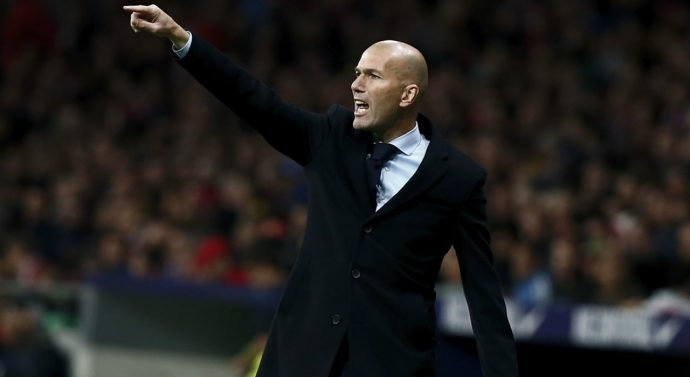 Three reasons Zidane might get the sack