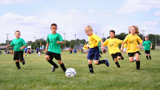 Tips for teaching youth soccer
